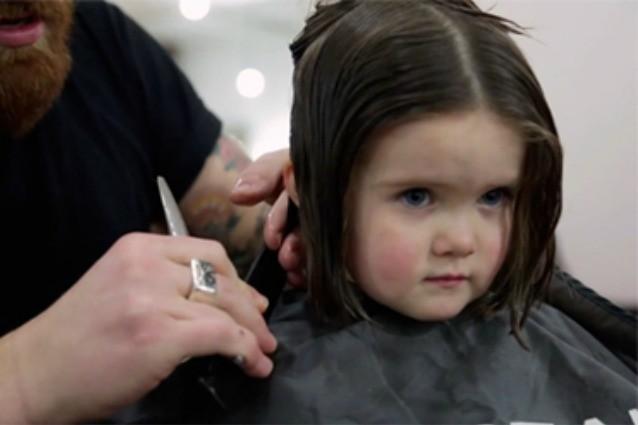 Tagli capelli corti bimba 3 anni