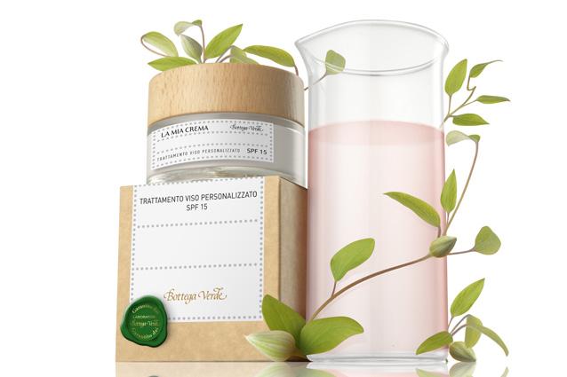 Crea la tua crema personalizzata e prenditi cura della tua pelle