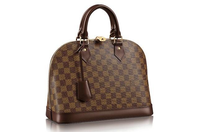 Louis Vuitton A Quadretti