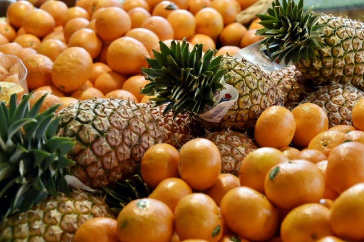 ananas dimagrante e veloce da mangiare