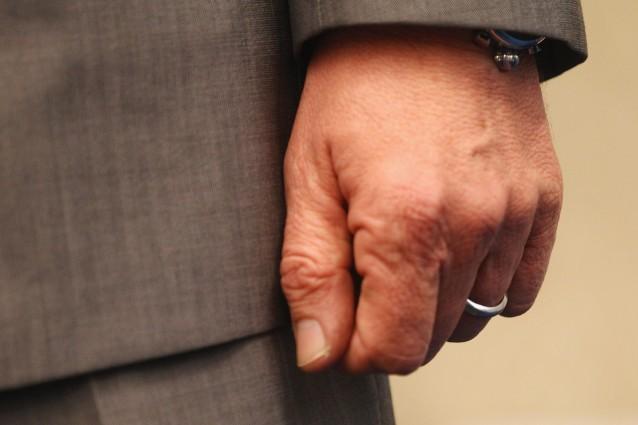"""Dopo 55 anni ritrovano le fedi nuziali perse: """"E' stato come sposarsi di nuovo"""""""