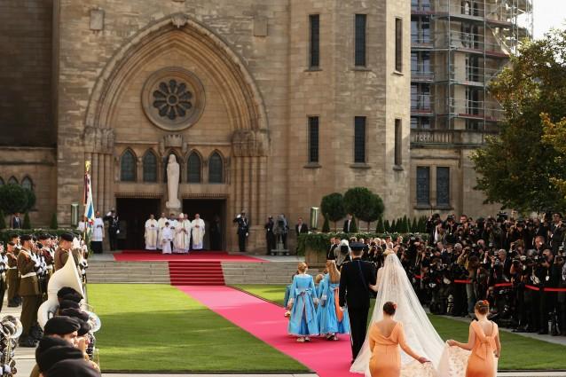 Nozze da 65milioni di dollari: ecco quanto si può spendere per un matrimonio