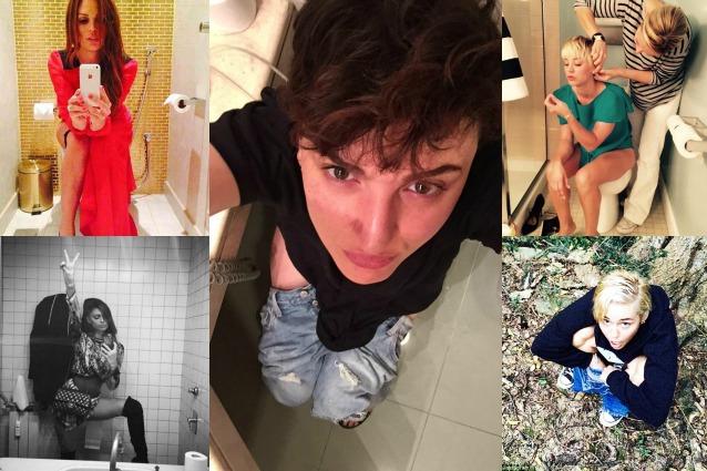 Toiletselfie arisa su facebook lancia la moda delle foto in bagno foto - Donne senza costume da bagno ...