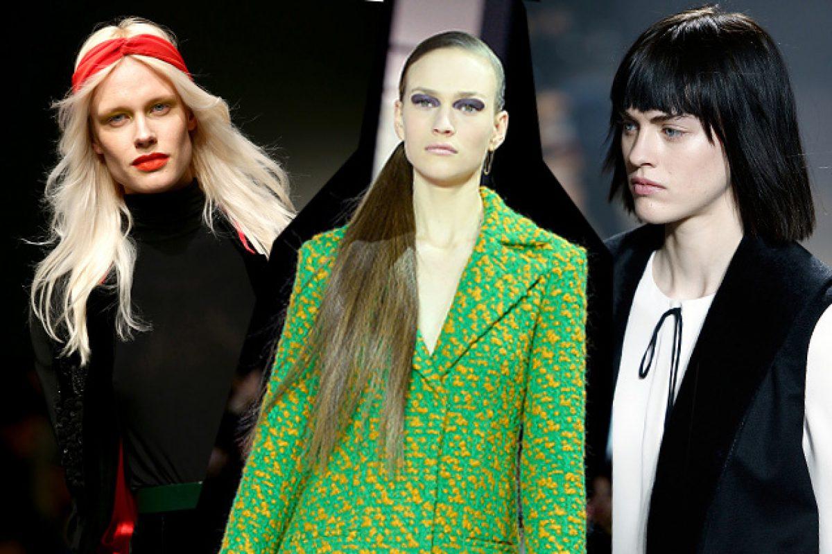 Tendenze capelli per l'autunno 2015: colore, taglio e ...