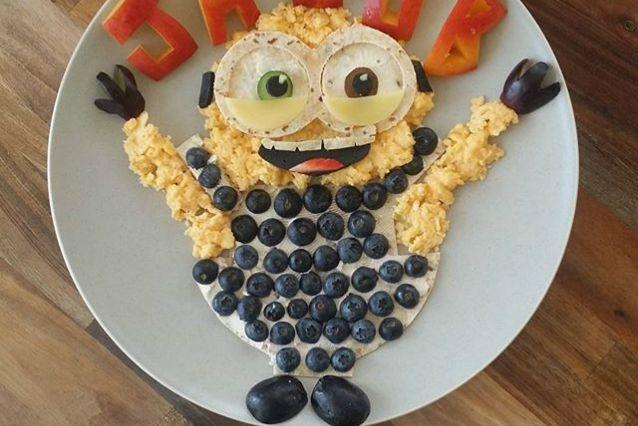Il bambino non mangia frutta e verdura la mamma trova la for Trova la casa perfetta