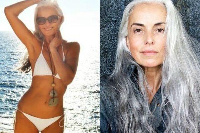 Yasmina A 60 Anni Ha Un Corpo Perfetto Ed 232 Una Modella