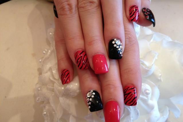 Favorito Nail art fai da te come decorare le unghie a casa BG98