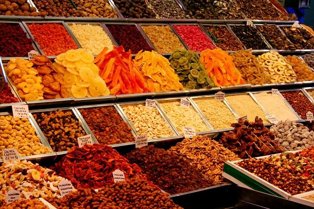 Frutta secca: proprietà e benefici della frutta disidratata