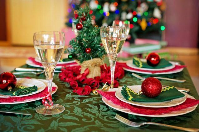 spesso Come apparecchiare la tavola di Natale idee e consigli per  SA61