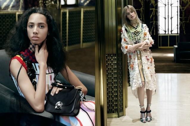 Il fascino rétro della nuova campagna pubblicitaria Prada (FOTO)
