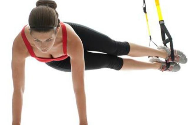 Trx, l'allenamento che tonifica il corpo e migliora la postura