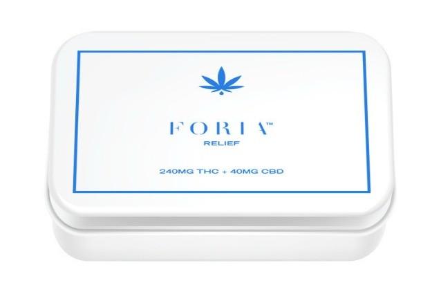 """""""Foria Relief"""", i tamponi alla cannabis che alleviano i dolori del ciclo mestruale"""