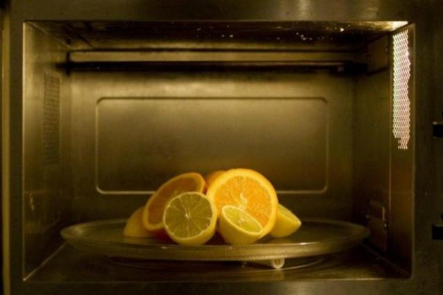 Come pulire il forno con rimedi naturali - Forno elettrico microonde ...