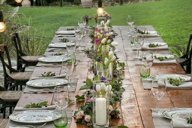 Tavola di pasqua idee per apparecchiarla e decorarla - Apparecchiare una tavola elegante ...