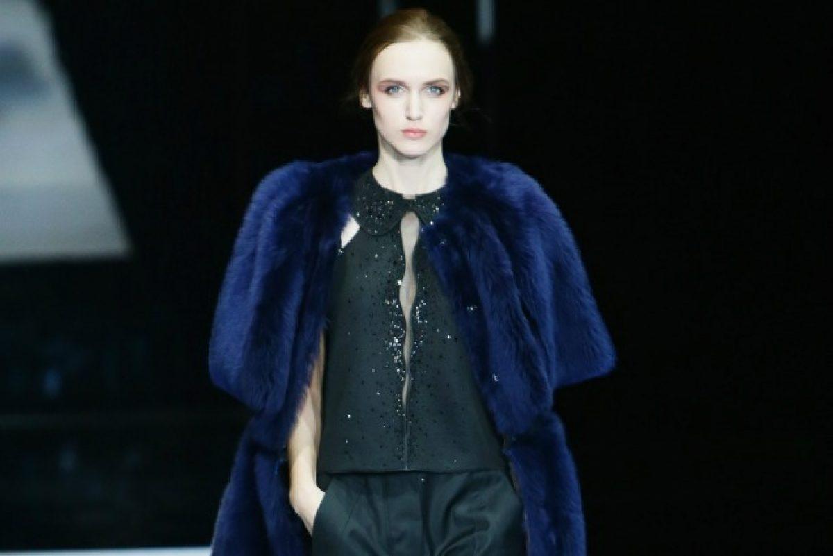 Giorgio Armani dice stop alle pellicce e abbraccia una politica fur free c1fdbc2e511
