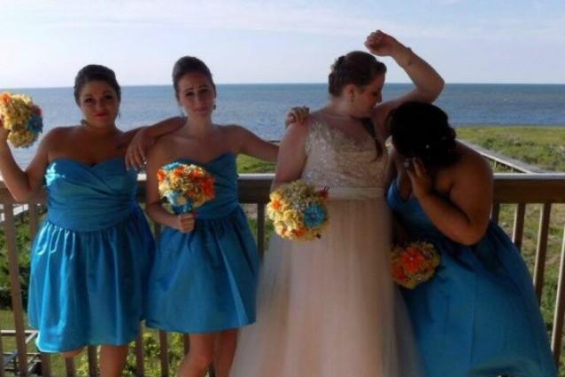 Favorito foto dei matrimoni più brutte e divertenti di tutti i tempi VP06