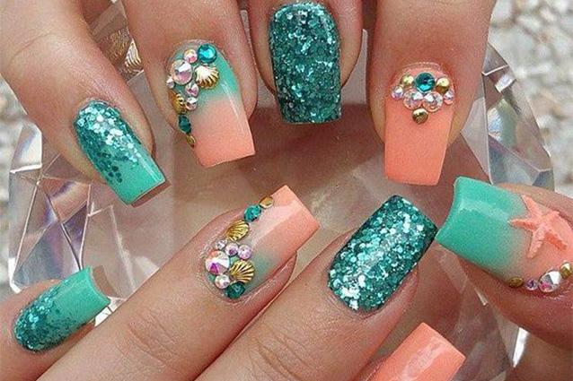 Tavolini Nails : Manicure da sposa consigli per avere unghie perfette
