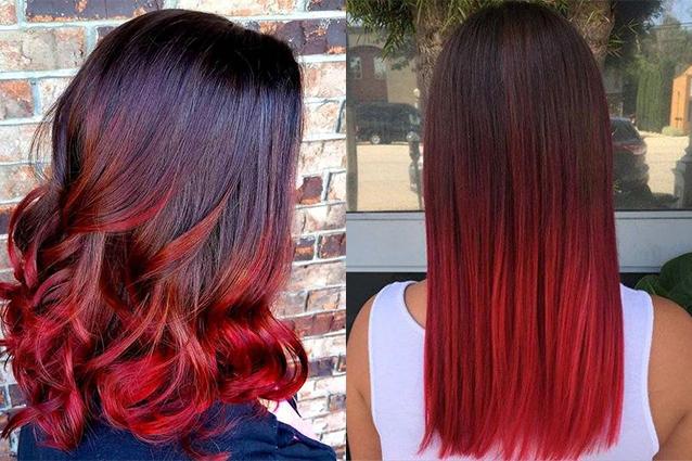 Shatush rosso, il nuovo trend capelli per l'estate (FOTO)