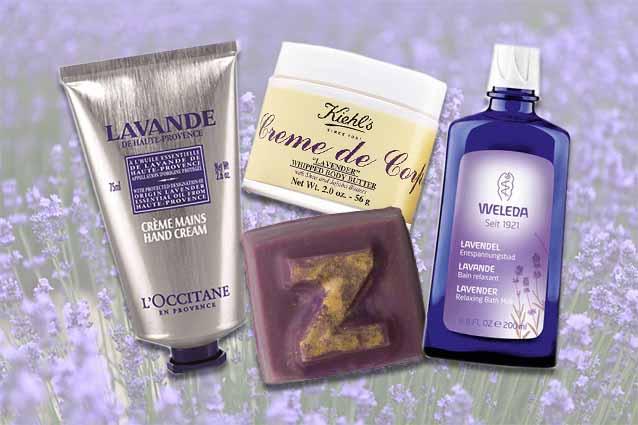 Cosmetici alla lavanda: shampoo, creme e lozioni da provare
