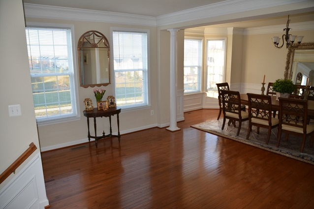 Come pulire il pavimento di casa con prodotti naturali - Casa con parquet ...
