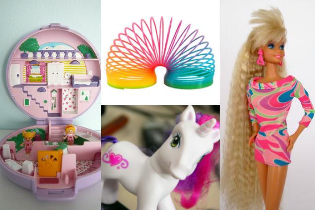 Eri bambina negli anni 90 i 10 giocattoli che hai amato for Giochi per ragazze di 10 anni
