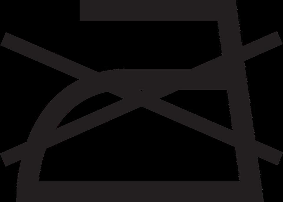 Risultati immagini per non strizzare simbolo