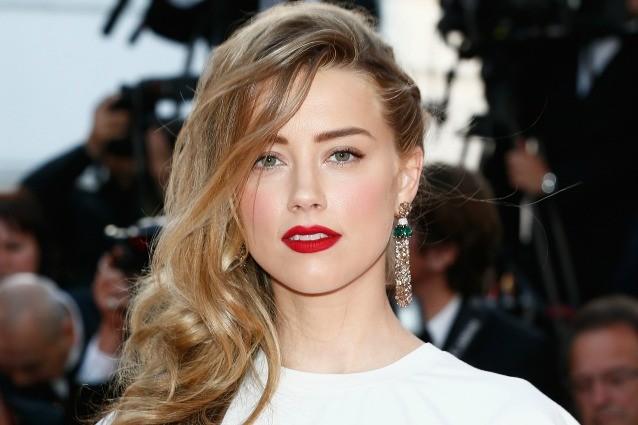 Il viso più bello del mondo? Secondo la scienza è quello di Amber Heard