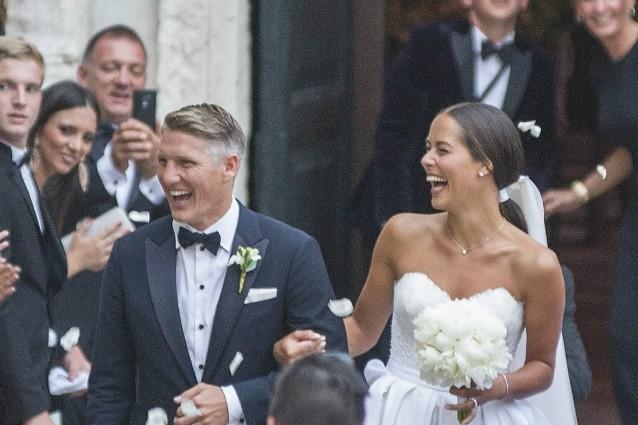 Matrimonio In Tedesco : Il matrimonio a venezia di ana ivanovic la sposa
