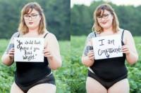 We women donne allo specchio per imparare ad amare il proprio corpo - Ragazze nude allo specchio ...