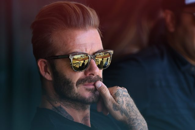 """""""Ho la mia vita scritta sulla pelle"""": David Beckham e la passione per i tatuaggi"""