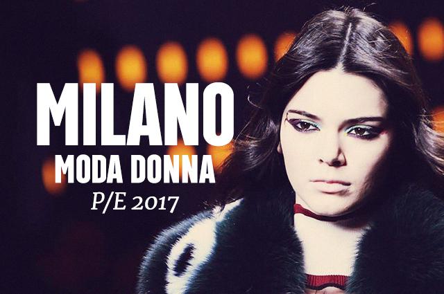 Settimana della moda di milano il calendario e gli eventi for Calendario eventi milano 2017