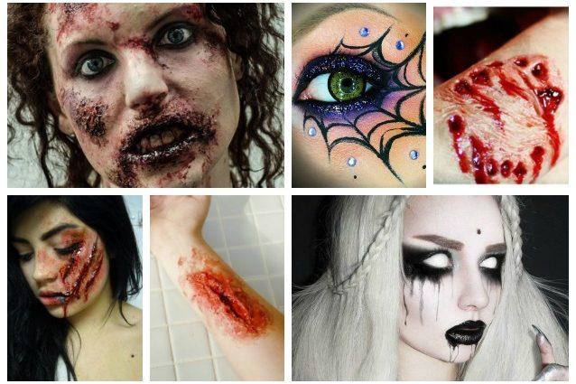 Trucco Halloween 2016: le idee per il make up