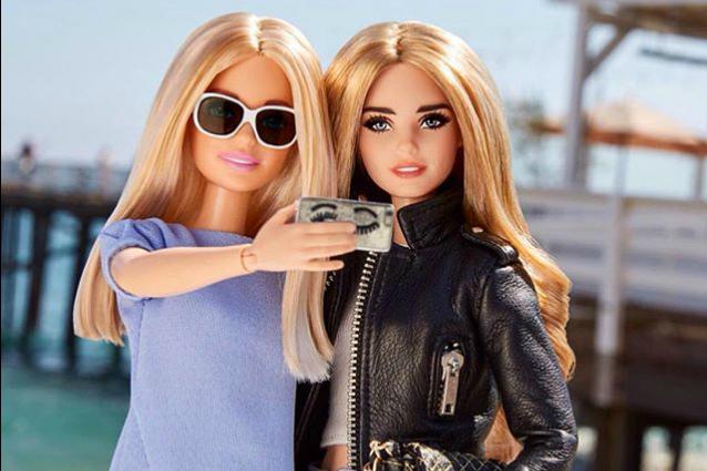 Chiara ferragni diventa una barbie la fashion blogger in - Chiara blogger cucina ...