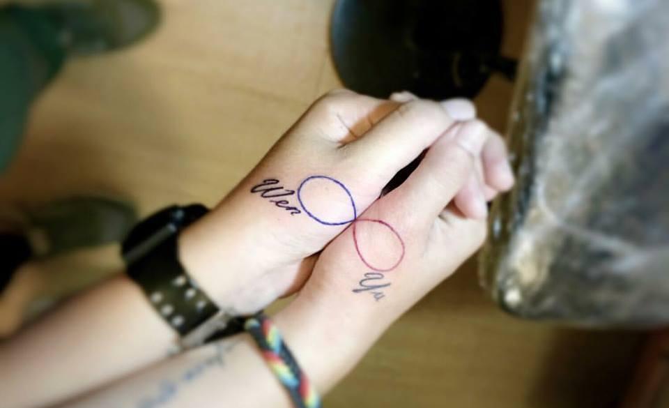 Preferenza Tatuaggi di coppia le idee più originali da realizzare con il partner IK32