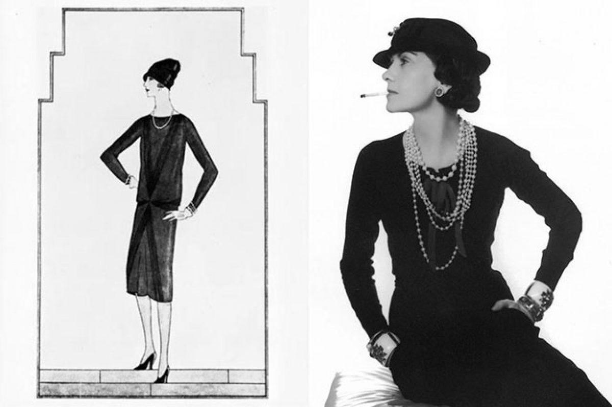 info for a2835 0f588 I 90 anni del tubino nero Chanel: un simbolo di eleganza e ...