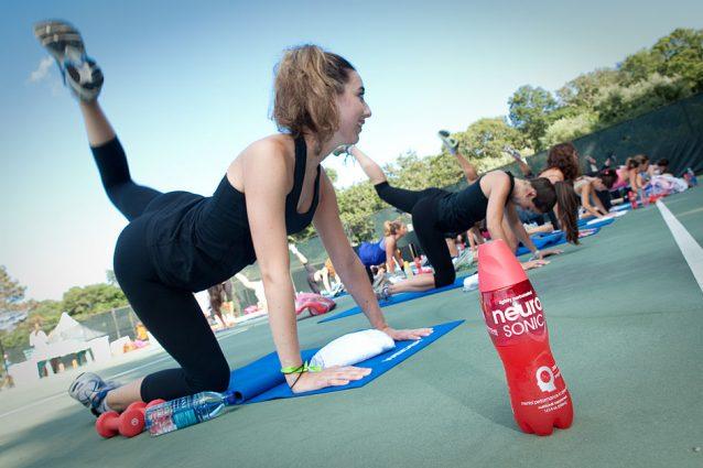 8 esercizi per tonificare le gambe da fare anche a casa