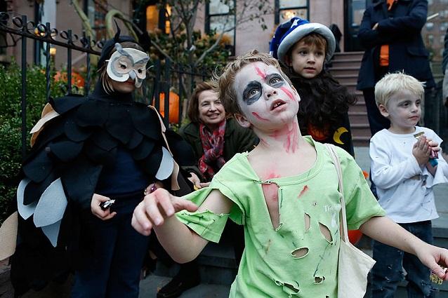 Estremamente Costumi di Halloween fai da te per bambini idee originali e facili  RG53