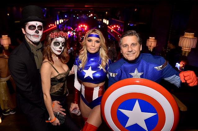 Super Costumi di Halloween di coppia idee originali e travestimenti  HV31