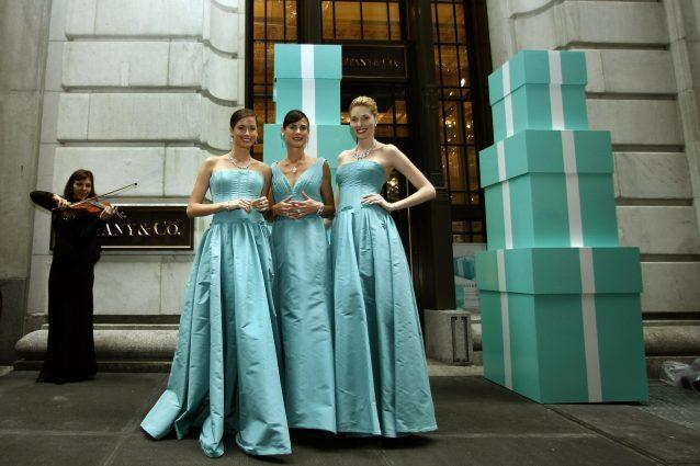 Azzurro Tiffany idee per abbinare quel che chiamano verde ...