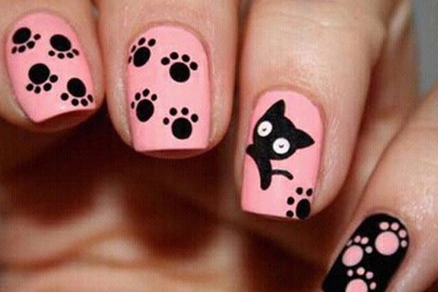 Favorito Unghie di Halloween idee e nail art da copiare (FOTO) OR18