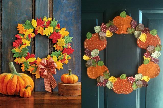 Ghirlande di halloween 7 idee originali da realizzare con for Fai da te creazioni