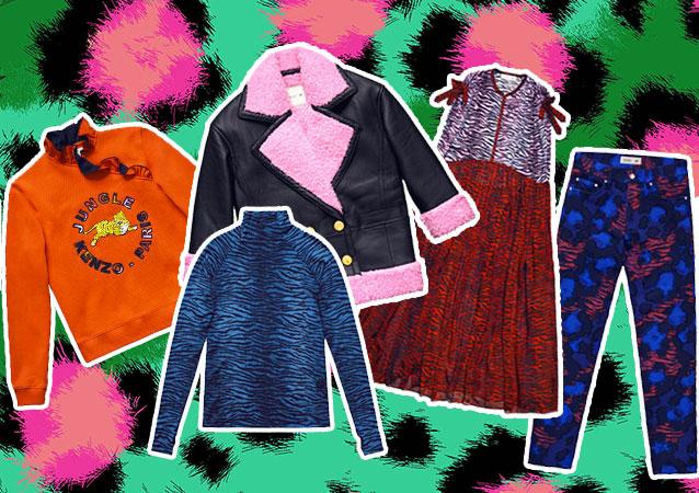 Kenzo x h m tutti i prezzi della collezione for Collezione kenzo per h m