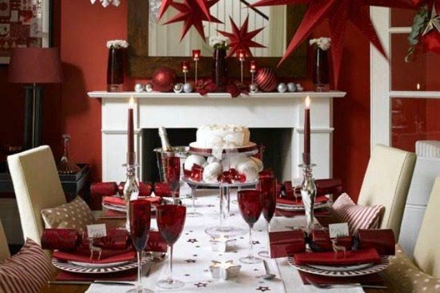 Segnaposti natalizi le idee fai da te per rendere unica - Addobbi natalizi per tavola da pranzo ...