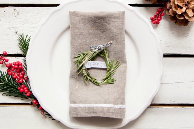 Segnaposti natalizi le idee fai da te per rendere unica la tua tavola di natale - Idee originali per segnaposto matrimonio ...