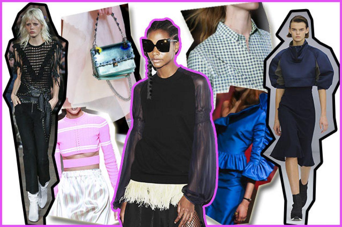 a9703a7bd5 Paillettes, volant e abiti lingerie: 14 tendenze per la Primavera ...