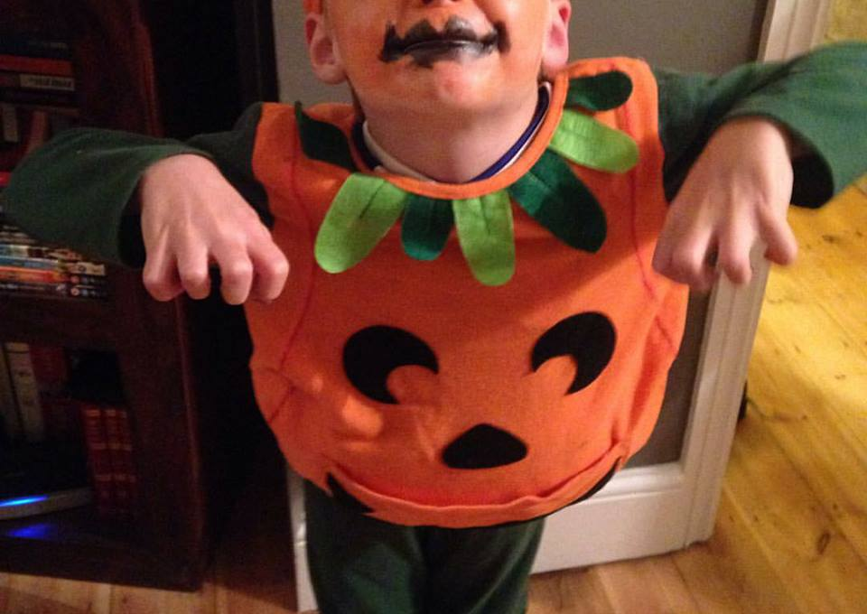 Risultati immagini per Costumi di Halloween fai da te per bambini: idee originali e facili da realizzare