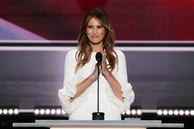 Da modella a First Lady: l'ascesa di Melania Trump