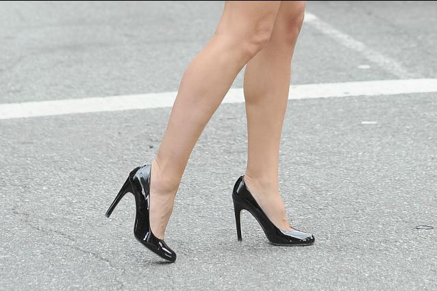 Ecco il trucco per sapere se le scarpe con il tacco sono comode