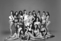 Beautiful Curvy 2017  il calendario che esalta la bellezza delle donne  formose ea334bf1f1b