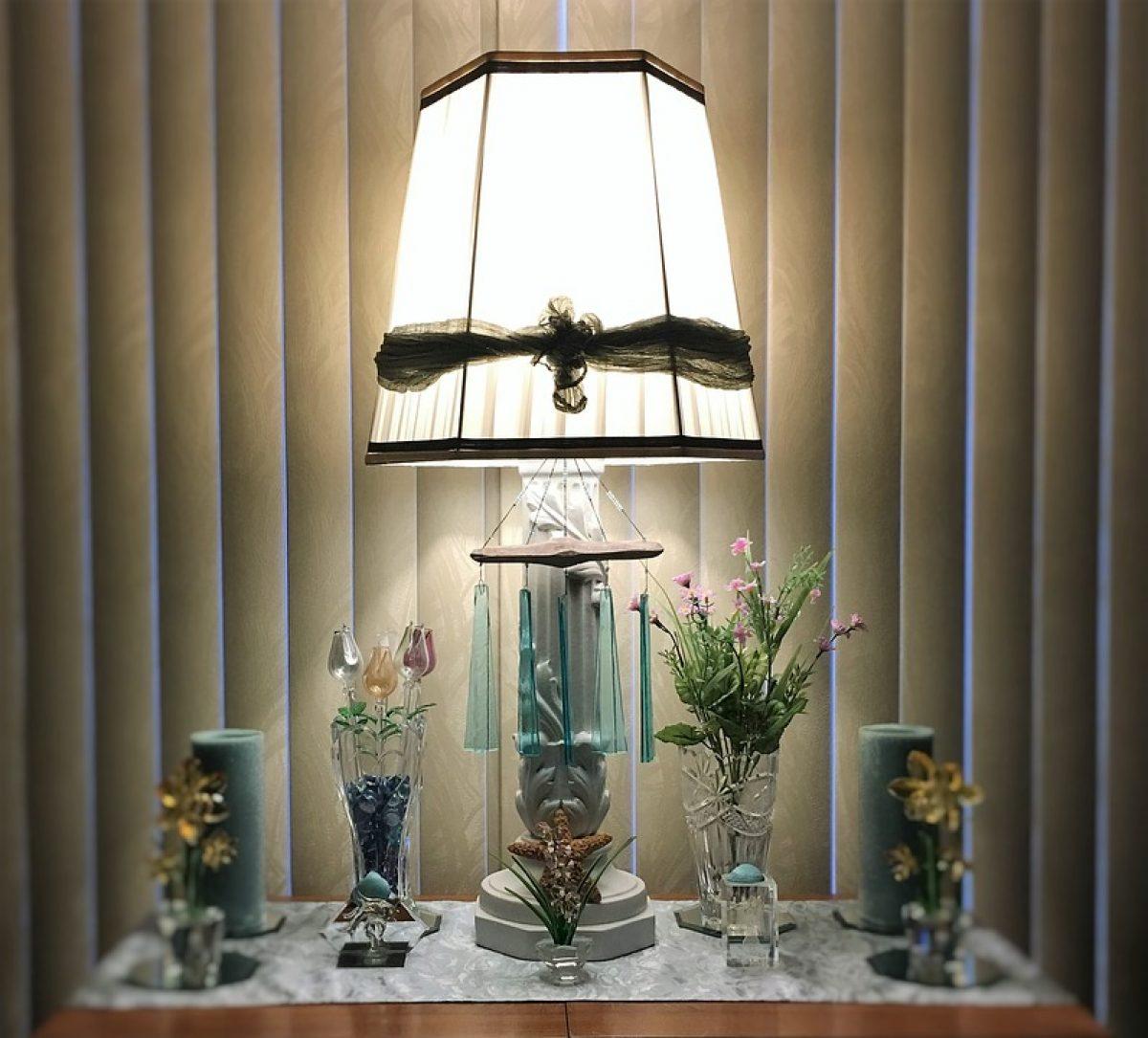 Creare Un Lampadario Di Stoffa come costruire una lampada fai da te: idee semplici e originali